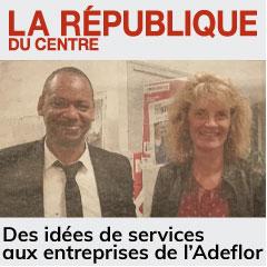 Des idées de services aux entreprises de l'Adeflor - Services C' Pro - La république du centre