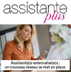 Article Assistante Plus - Services C' Pro - Assistant(e)s externalisé(e)s : un nouveau réseau se met en place.
